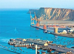 Port Gwadar Home